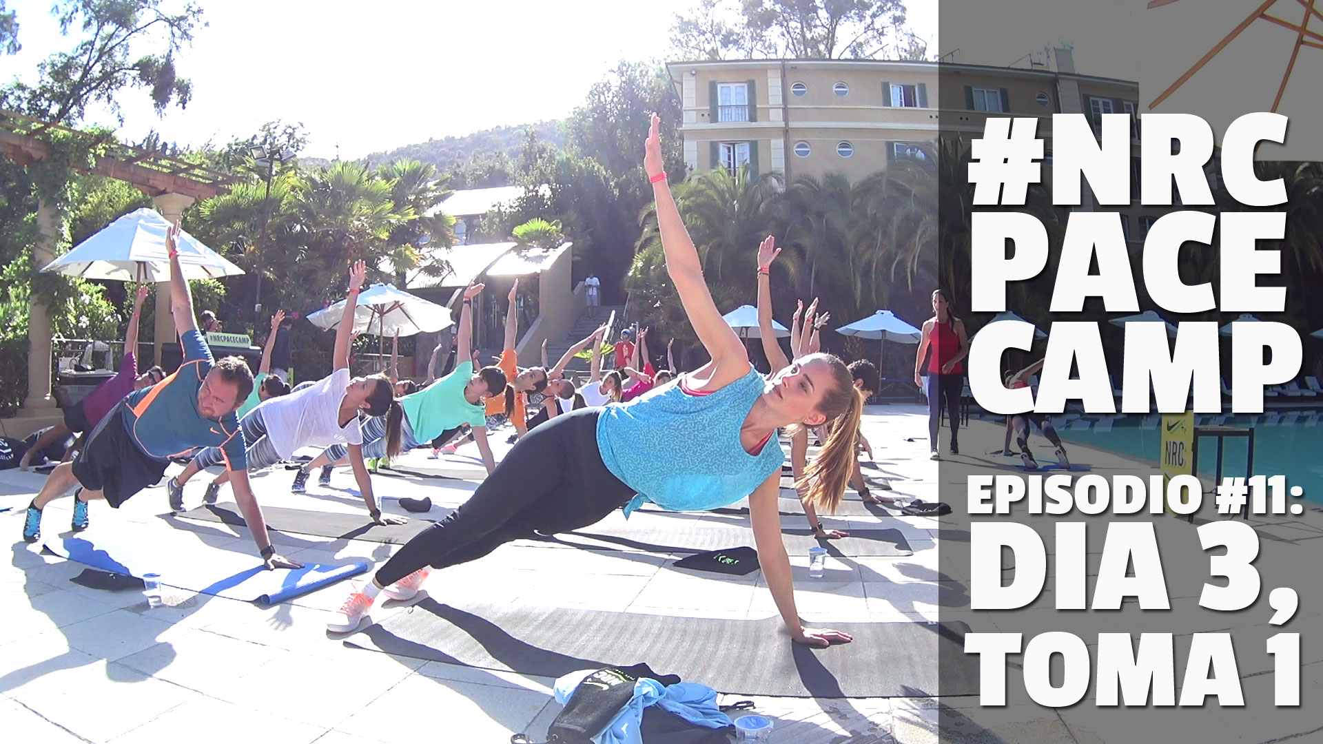 NRC Pace Camp, Episodio 11: Día 3, toma 1, NTC