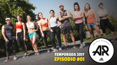 ADIDAS RUNNERS – Temporada 2017, Episodio 1
