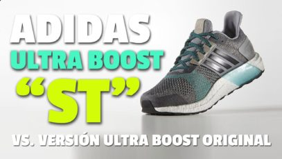 "ADIDAS ULTRA BOOST ""ST"" (para PRONADORES) vs Ultra Boost versión original"