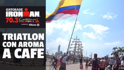 IRONMAN 70.3 CARTAGENA 2016