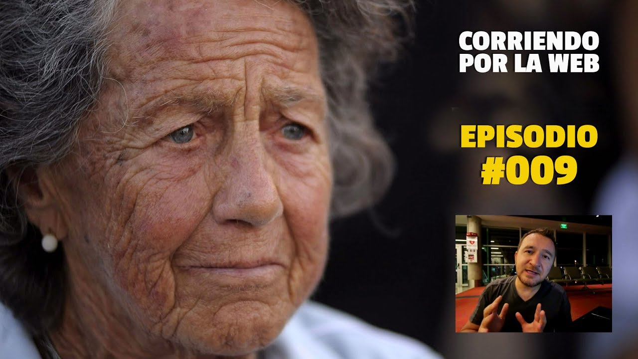 CORRIENDO POR LA WEB, Episodio #9