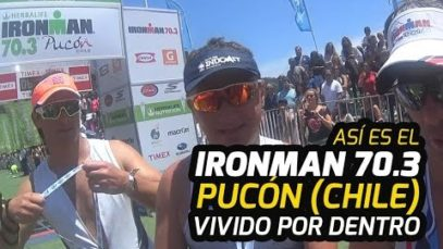 Ironman 70.3 Pucón (Chile) 2016