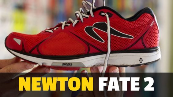 NEWTON FATE 2: para iniciarse en el Natural Running